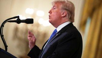 Trump endurece condiciones para migrantes que buscan asilo