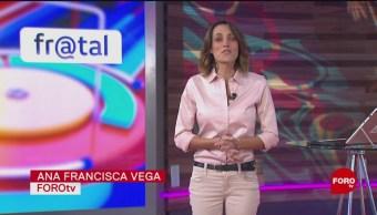 Fractal: Programa del 18 de noviembre de 2018