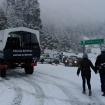 México gélido por frente frío y una intensa masa de aire polar