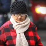 Onda gélida provocará frío en gran parte de México