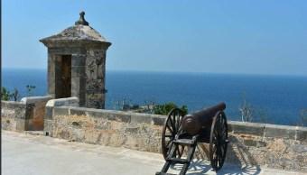 Clima Campeche; calor supera los 35 grados a la sombra