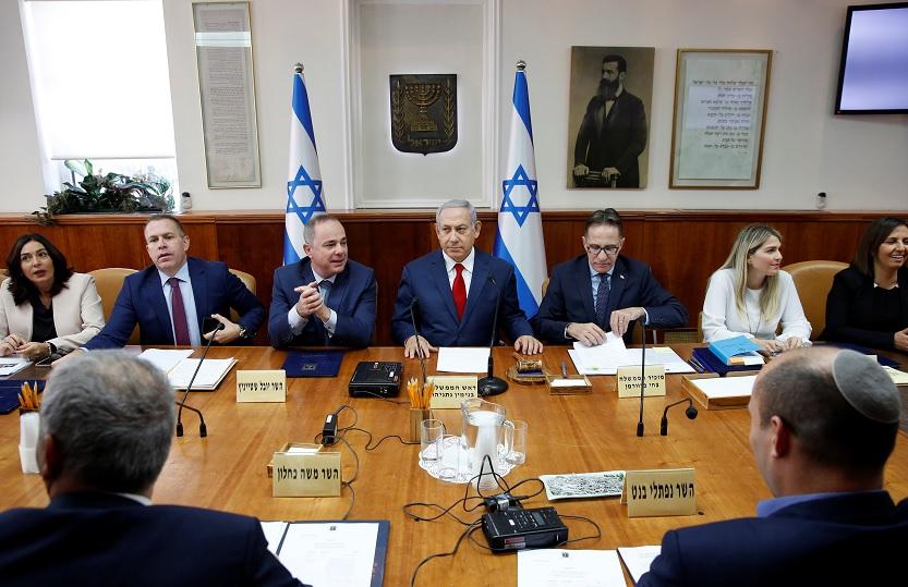 Netanyahu agradece el 'no' de EU ante ONU sobre ocupación