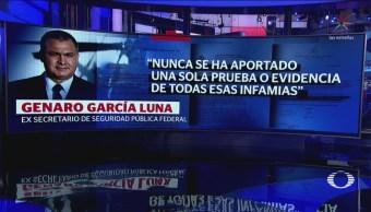 García Luna Rechaza Señalamientos Rey Zambada