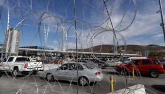 Reabren garita San Ysidro, en la frontera con Tijuana