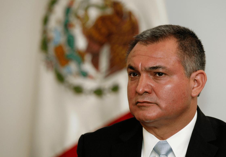 Genaro García Luna, exsecretario de Seguridad Pública. (AP, archivo)