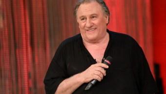 Depardieu comparece ante policía por acusación de violación