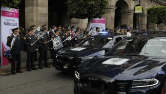 CDMX echa a andar operativo de tránsito por toma de protesta