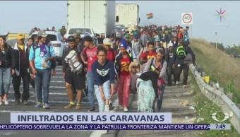 Gobierno Trump vigila mensajes de Whatsapp de migrantes centroamericanos