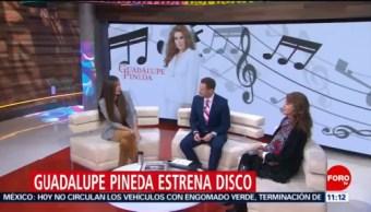 Guadalupe Pineda estrena nuevo disco