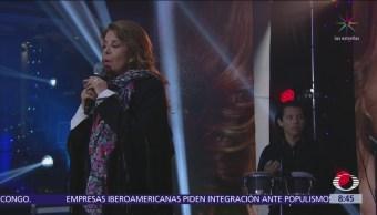 Guadalupe Pineda interpreta 'Yolanda' en Al Aire