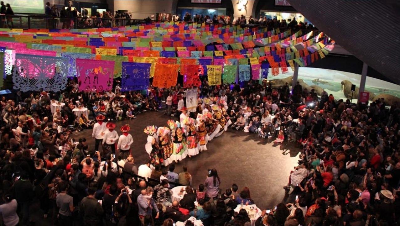 Oaxaca conquista Nueva York con tradiciones Día de Muertos