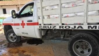Mueren 3 policías y un paramédico por ataque armado en Guerrero