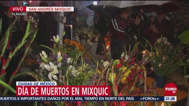 Día De Muertos En San Andrés Mixquic