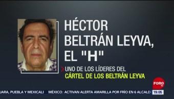 Héctor Beltrán Leyva El H Muere De Un Infarto La Muerte De Héctor Beltrán Leyva El H Líder Del Cártel De Los Beltrán Leyva Penal Federal Número 1, El Altiplano