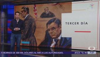 Hermano del 'Mayo' Zambada declara en juicio contra 'El Chapo'