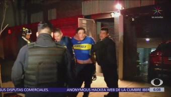 Hombre intenta suicidarse en la colonia Cuauhtémoc, CDMX