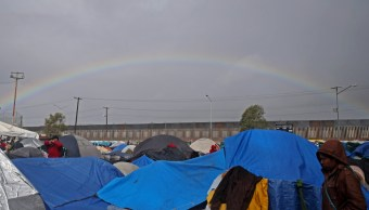 Migrantes centroamericanos inician huelga de hambre indefinida; piden visas humanitarias