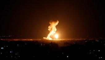 Repunta tensión en Franja de Gaza por lanzamiento de cohetes