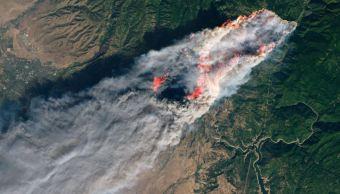Incendios en California, por calentamiento global: Brown