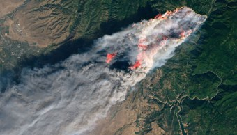 Incendios en California, por calentamiento global: Brown