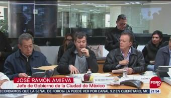 Ingresa A Reclusorio Presunto Atacante Casa De Cardenal José Ramón Amieva, jefe de Gobierno de la CDMX
