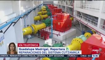 Inicia de manera parcial el suministro de agua en el Valle de México