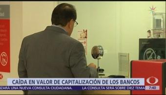 Iniciativa de comisiones bancarias afecta capitalización de bancos