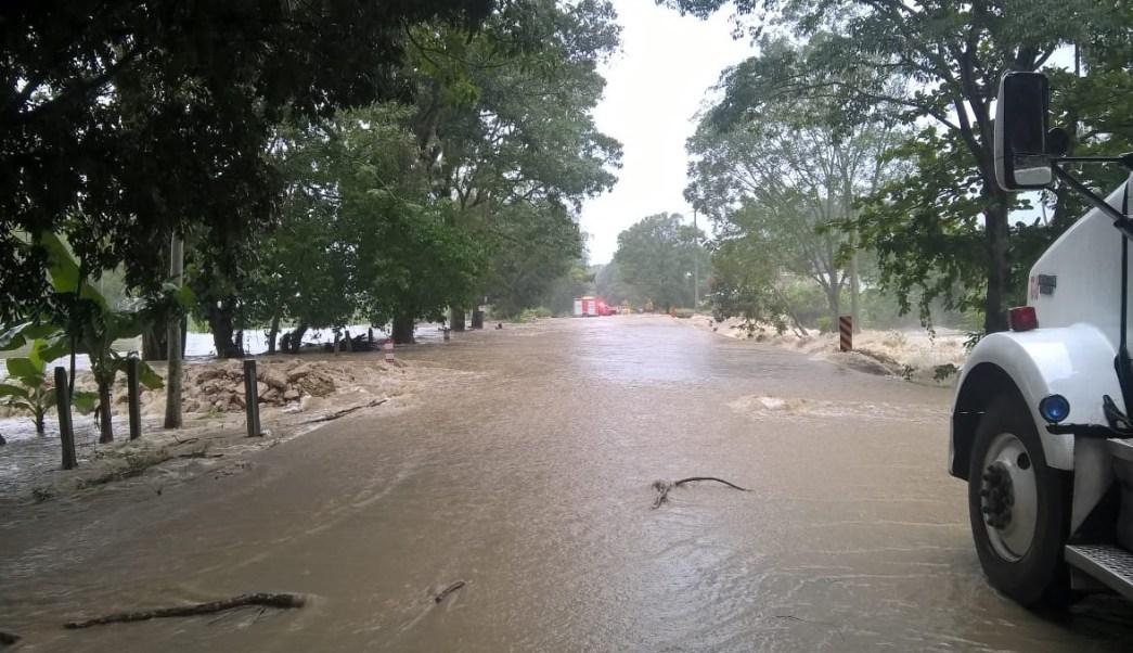 Clima Tabasco; lluvias causan inundaciones varios municipios