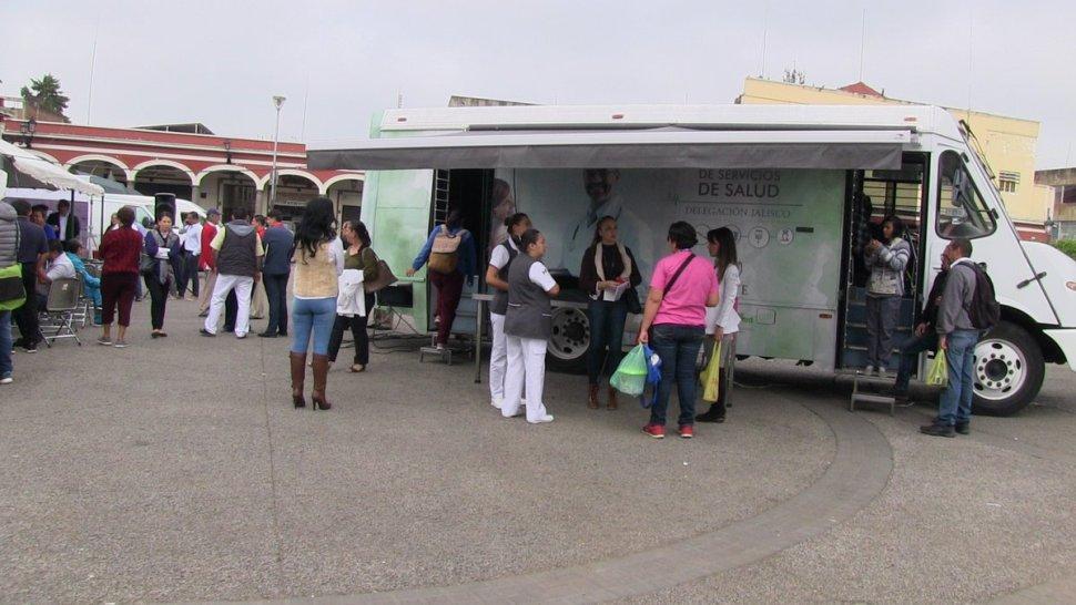 Jalisco refuerza campaña de vacunación influenza