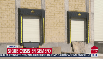 Concluye identificación de 444 cuerpos en Jalisco