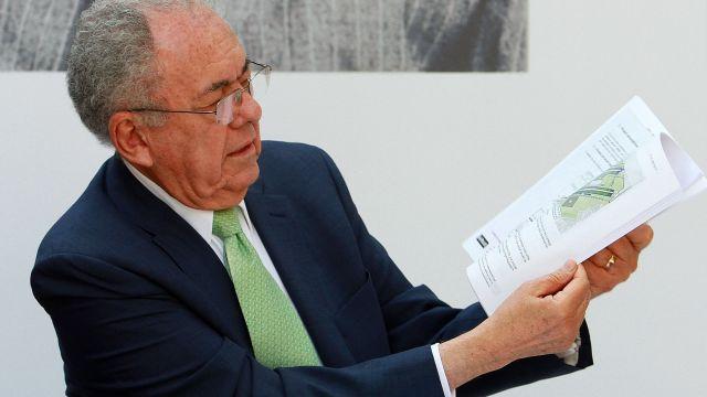 Anomalías en Texcoco serán denunciadas, dice Jiménez Espriú