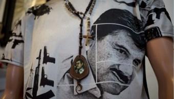 Jesús Malverde aparece en el juicio contra el Chapo