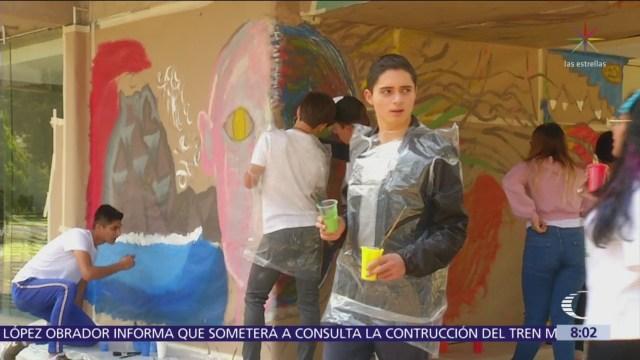 Jóvenes mexicanos descubren la mirada pedagógica de Scholas