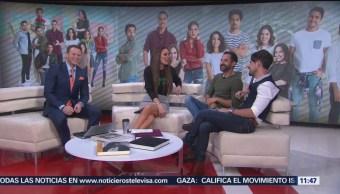 Juan Martín Jaúregui y Aarón Balderi presentan 'Si mi amor, lo que tú digas'