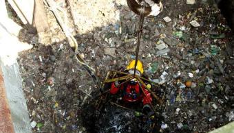 Único buzo de aguas negras del mundo es mexicano