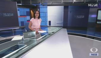 Las Noticias, con Karla Iberia: Programa del 9 de noviembre
