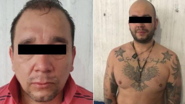 Detienen a presuntos ladrones que trataron escapar colgados de sábanas, en Coyoacán
