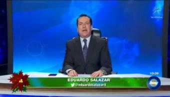Las noticias con Lalo Salazar en Hoy del 29 de noviembre del 2018