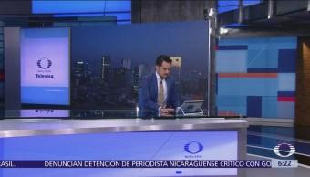 Las noticias, con Danielle Dithurbide: Programa del 19 de noviembre del 2018