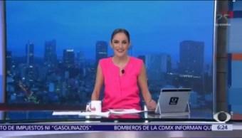 Las noticias, con Danielle Dithurbide: Programa del 2 de noviembre del 2018