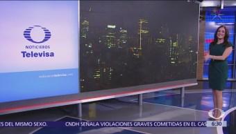 Las noticias, con Danielle Dithurbide: Programa del 29 de noviembre del 2018