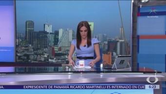 Las noticias, con Danielle Dithurbide: Programa del 6 de noviembre del 2018