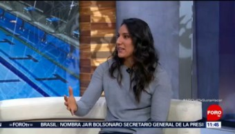 Liliana Ibáñez, la nadadora rápida de la historia de México