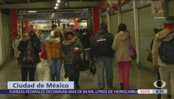 Línea 2 del Metro CDMX reanuda servicio tras trabajos de mantenimiento