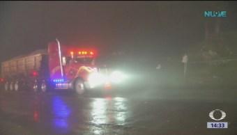 Llaman a extremar precauciones por niebla en carreteras