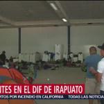 Llegan primeros migrantes centroamericanos a Irapuato
