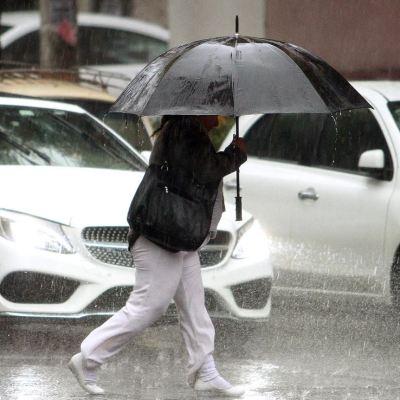 Prevén potencial de lluvias por la tarde en el Valle de México