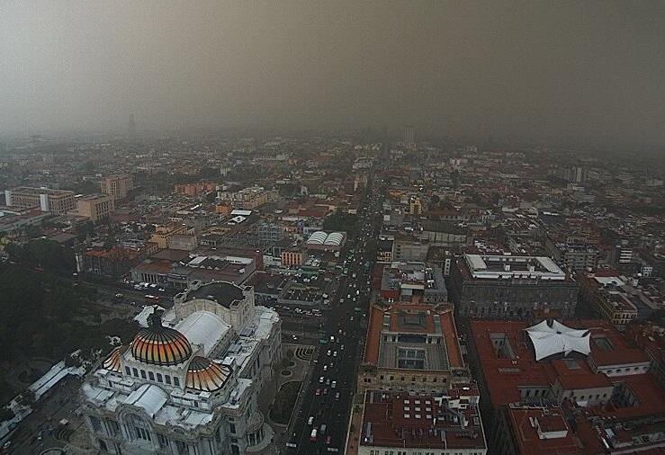 Lluvia continuará en Valle de México este domingo