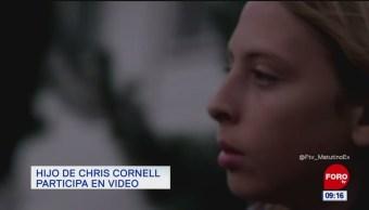 #LoEspectaculardeME: Hijo de Chris Cornell interpreta a su padre en 'When bad does good'