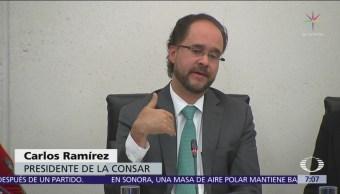 Consar: Garantizada devolución a Afores de 13,500 mdp invertidos en NAIM